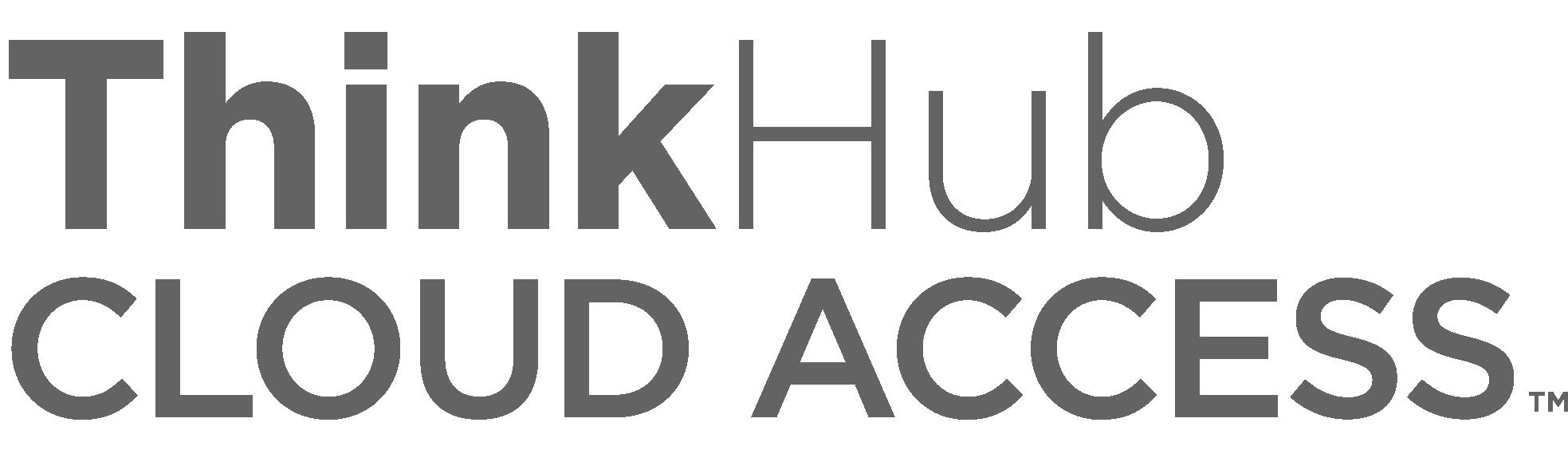 T1V-ThinkHub-Cloud-Access-Logo-Stacked-Dark-Grey